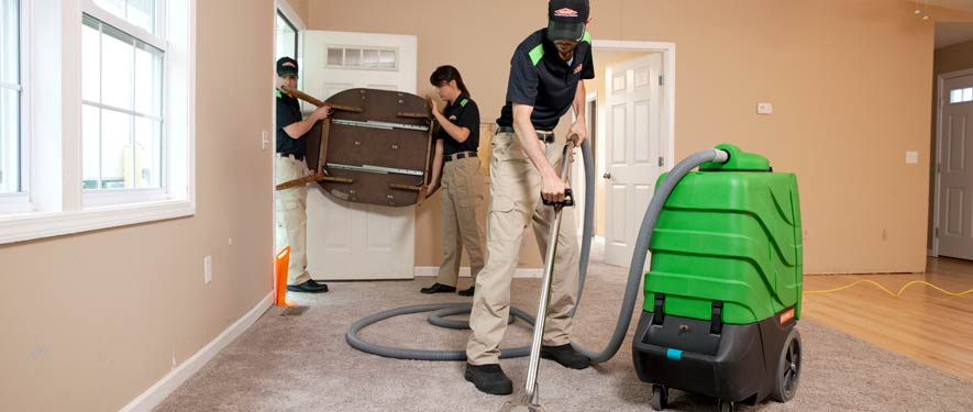 Gardena, CA residential restoration cleaning